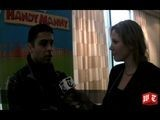 Liz Glover Chats With Wilmer Valderrama