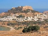 Lindos Castle - Great Attractions Rhodes, Greece