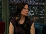 Late Night With Jimmy Fallon Lucy Liu