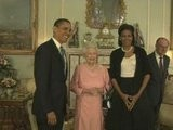 Meeting The Queen And Dining At Downing