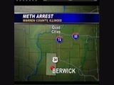 Meth-related Arrest Made At Grain Elevator