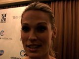 Molly Sims On Modeling Vs. Singing