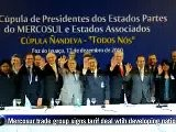 Mercosur Inks Tariff Deal With India, Others