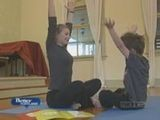 Mom Uses Yoga To Treat Son's Autism