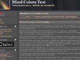 MindColors - New IPhone App To Test Your Personality By Choo
