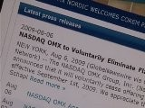 NASDAQ STOCK HACKED