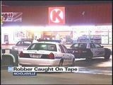 Police Search For Gas Station Robber