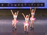 Pomona Dance Competition - Doo Wop Darlins