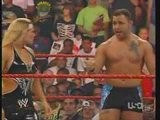 RAW 07-28-08 Beth & Santino Vs Kelly & D´Lo