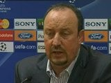 Rafa Benitez Says Alex Ferguson Is 'scared'