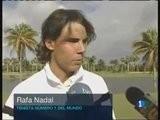 Rafael Nadal & Ana Ivanovic A Miami