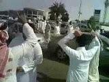 RARE: Protest In Jeddah, Saudi Arabia