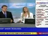 Sir Alex Ferguson Talks About Tevez & Heinze