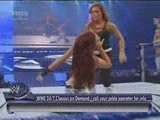 SD! 08-15-08 Maria & Michelle Vs Natalya &