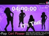 SUMMER K-POP GIRLS POWER LIVE MASHUP MASA REMIX