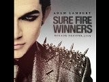 Sure Fire Winners Adam Lambert COVER By Ava