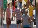 SNTV - The Inbetweeners' Lads Holiday Gets