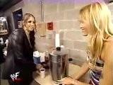 Stephanie McMahon & Lilian Garcia