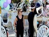 SNTV - Melissa Joan Hart's Fairytale Carriage