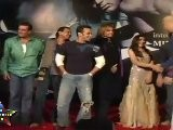 Salman Khan & Sanjay Dutt At Muhurat Of