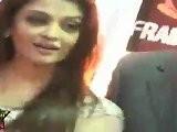 Sexy Aishwarya Rai With Hugh Jacjman At FICCI Frames 2011