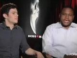 Scream 4's Anthony Anderson And Adam Brody