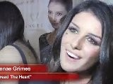 SHENAE GRIMES Interview At The Bash Charity Event May 14, 2011