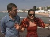 Salma Hayek And Antonio Banderas At Cannes Film Festival On Celebrity Wire