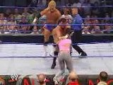 Torrie Wilson & Billy Gunn Moment