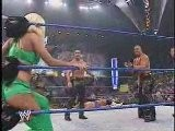 Torrie Wilson & Billy Gunn Moment 2
