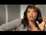 Tisha Campbell Martin & Yoplait Promote