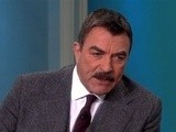 The View Tom Selleck On Blue Bloods