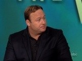 The View Alex Jones On Charlie Sheen