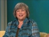 Toto The View Kathy Bates On Harry's Law