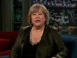 Toto Late Night With Jimmy Fallon Kathy Bates