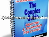 Toto Stop Premature Ejaculation
