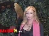 TRACI LORDS At QVC Red Carpet Style Party