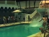 Tezaab - Swimming Pool - Madhuri Dixit &