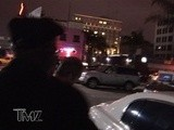 TMZ On TV Mel Gibson At Colony Nightclub