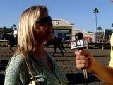 The Lovely Bo Derek At The Races