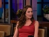 The Tonight Show With Jay Leno Diane Lane