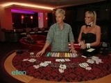 The Ellen Show Ellen Deals Blackjack In Las Vegas!