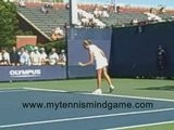 US Tennis Open Julie Coin Qualifies To Play