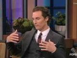 Video: Matthew McConaughey Talks Hiking