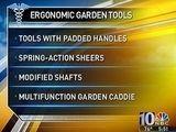 Video Garden Ergonomics