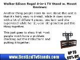 Walker Edison Regal 4-in-1 TV Stand