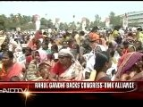 Will Rahul Gandhi's Magic Work In Tamil Nadu?