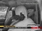 Woman Strangled: Break In Case