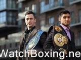 Watch Paul McCloskey Vs Amir Khan Boxing