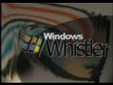 Windows Whistler Build 2257 Parody
